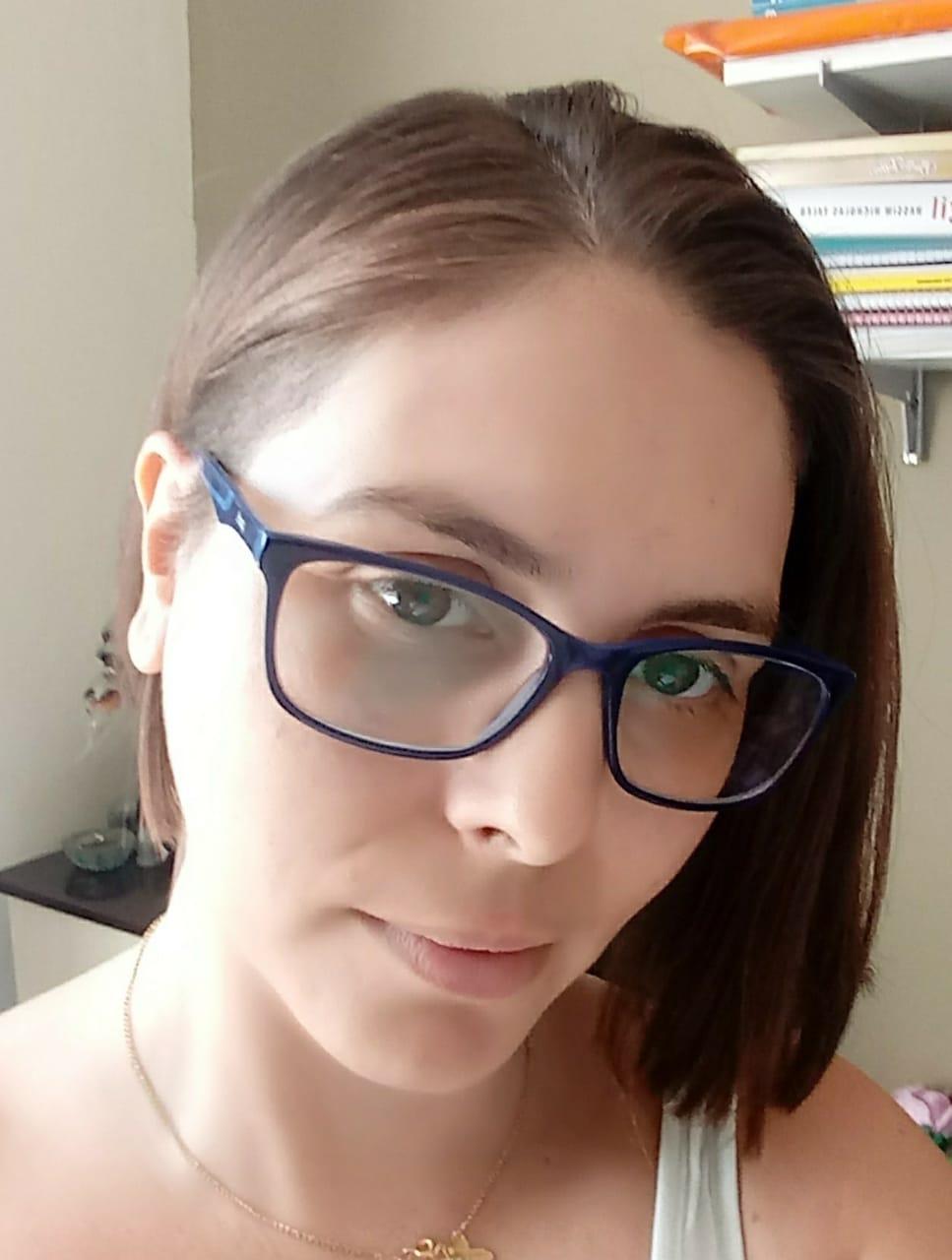 Professora Flávia Nunes