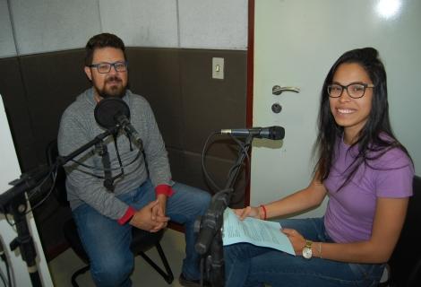 Rodrigo Burkowski e Ana Beatriz Moreira