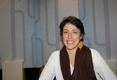 Professora Amanda Melissa dos Santos. Foto: Gláucio Santos