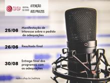 Seleção de Conteúdo - Edital 02.2020